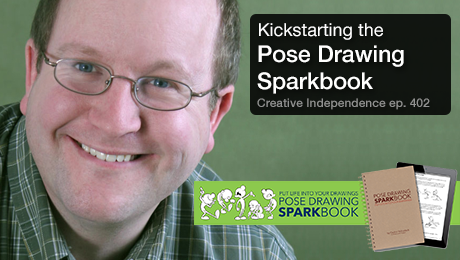 Cedric Hohnstadt - Pose Drawing Sparkbook